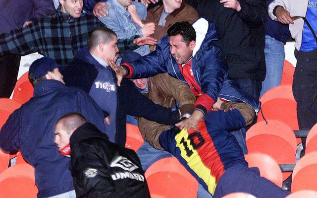 Galatasaray PSG kavgası