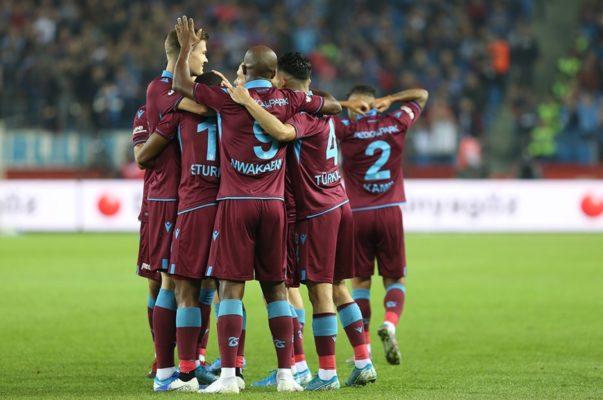 Trabzonspor - Krasnodar
