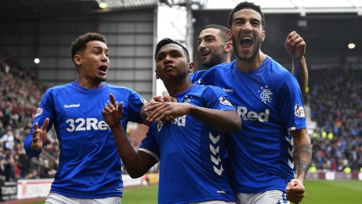 Hearts – Rangers Günün Banko İddaa Maçı / 20 Ekim Pazar