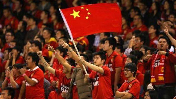 Çin Futbol Taraftarı