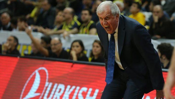Fenerbahçe Erkek Basketbol Takımı Başantrenörü Obradovic