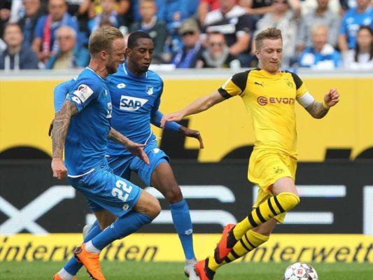 Hoffenheim - Dortmund