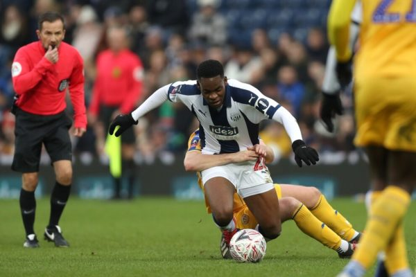 Wigan Athletic - West Bromwich