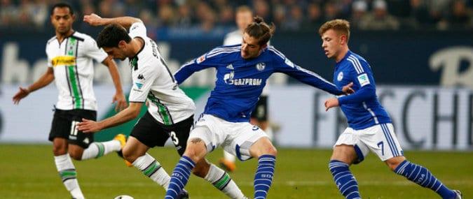 Schalke 04 - Mönchengladbach