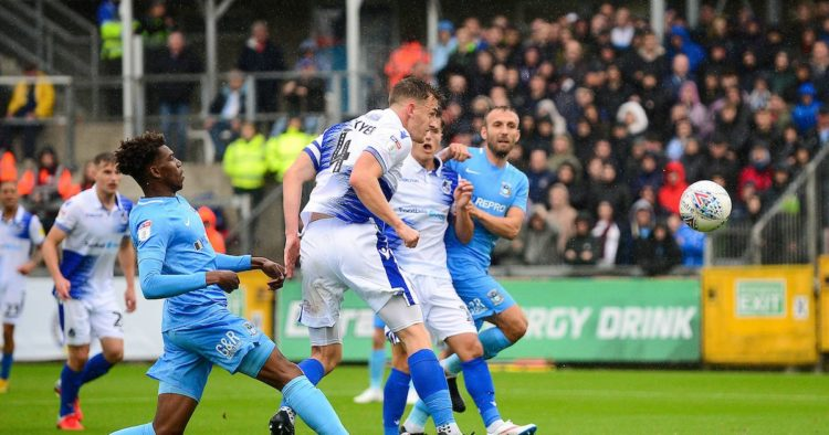Coventry - Bristol Rovers
